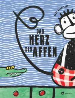 Anja Mikolajetz: Das Herz des Affen. Aladin Verlag