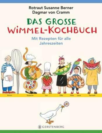 Koch mal! Die neue Kochschule für Kids – Juli liest | {Kochschule comic 82}
