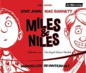 Jory John, Mac Barnett