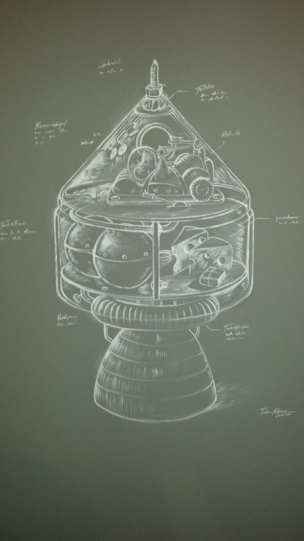 Torben Kuhlmann, Illustrator, Maus