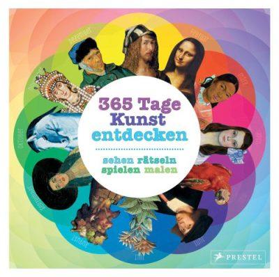 Prestel Verlag, Mitmachbuch, Rätsel, Malen, Kinder