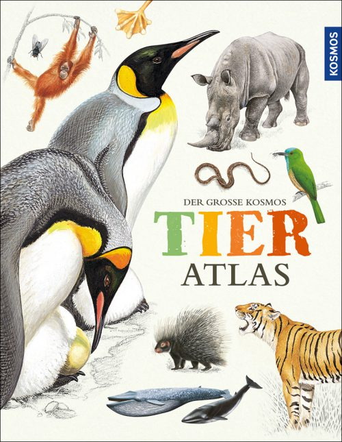 Spaß am Lernen, Grundschule, Tierbuch, Tiere, Lexikon, Atlas