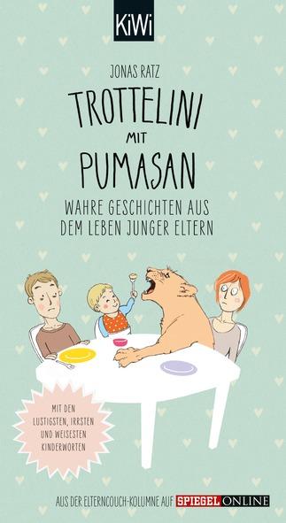 Jonas Ratz, Spiegel online, Kolumne, Elternkolumne