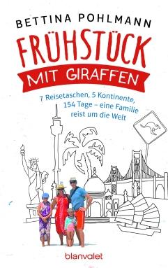 Bettina Pohlmann, Reisetagebuch, Weltreise, Reisen mit Kindern