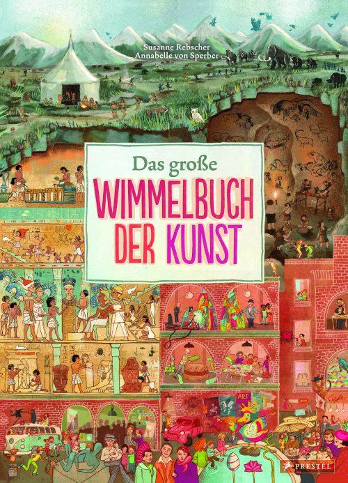 Susanne Rebscher, Annabelle von Sperber, Prestel Verlag