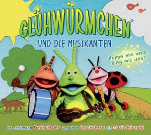 Die schönsten Kinderlieder und ihre Geschichten als Musik-Hörspiel