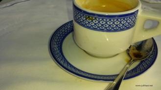Essaouira, Marokko, Kaffee, Geschirr, orientalische Muster