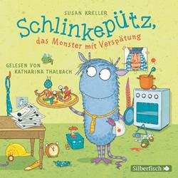 Susann Kreller, Katharina Thalbach, Silberfisch, Hörbuch Hamburg, Carlsen
