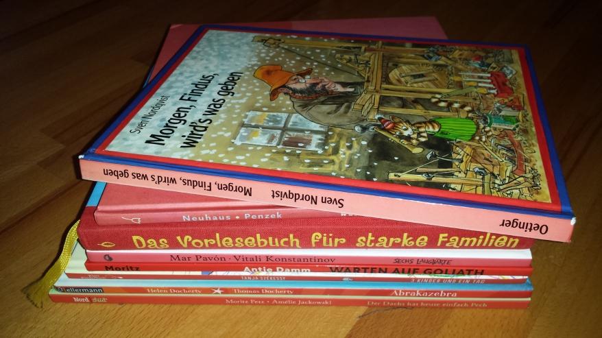 Bücher, Kinderbücher, Bilderbücher, ab 2, ab 4, ab 8