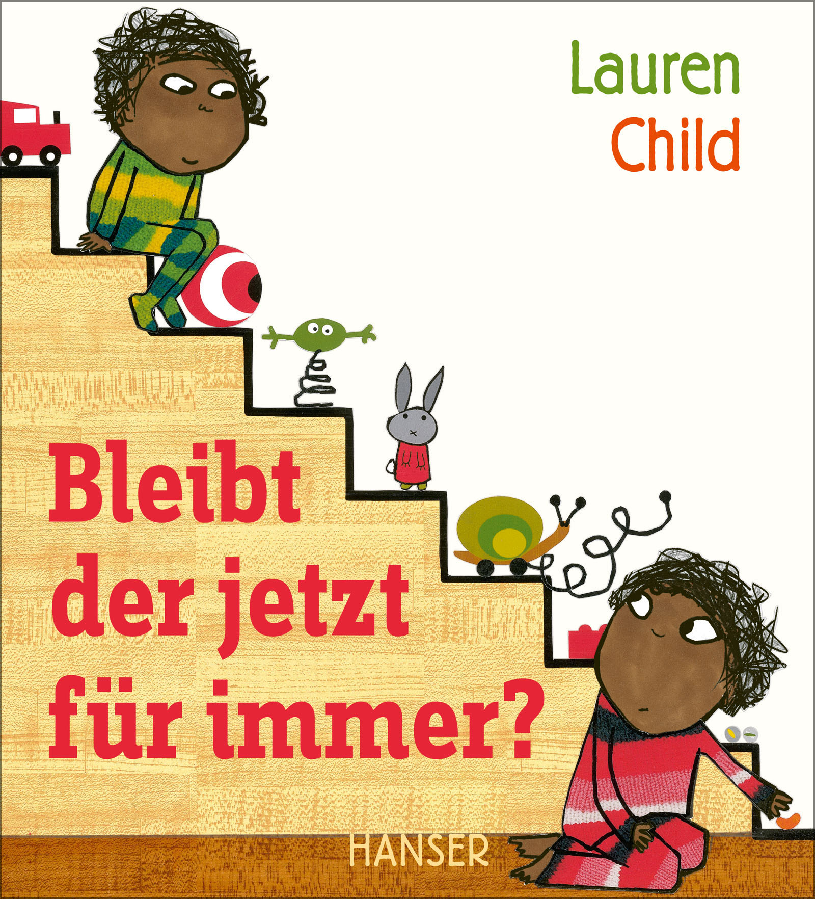 Lauren Child, Hanser, Bilderbuch, neues Geschwisterkind, Diversity, Diversität, Vielfalt, Vorurteile, Toleranz