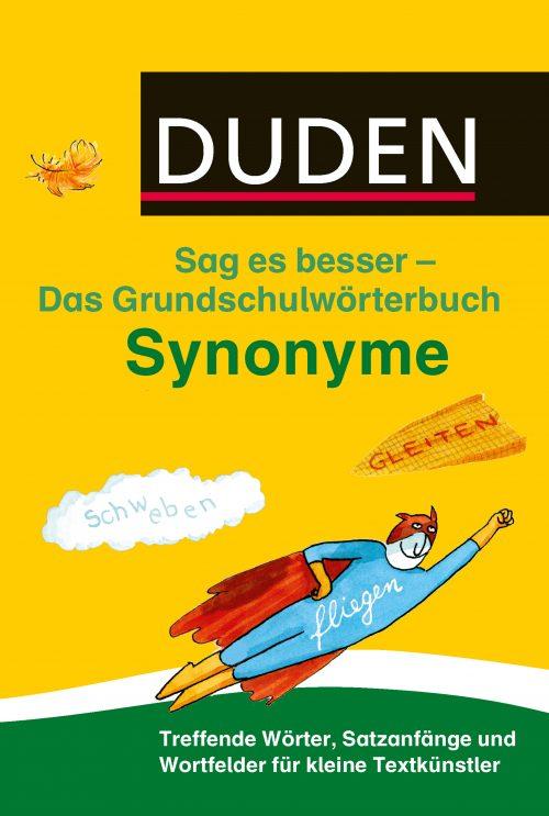 Duden, Synonyme-Wörterbuch