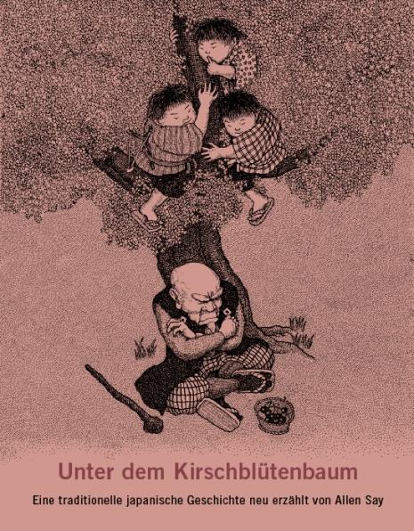 Allen Say, Japan, Kinderliteratur