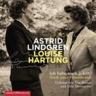 Astrid Lindgren, Louise Hartung, Briefwechsel