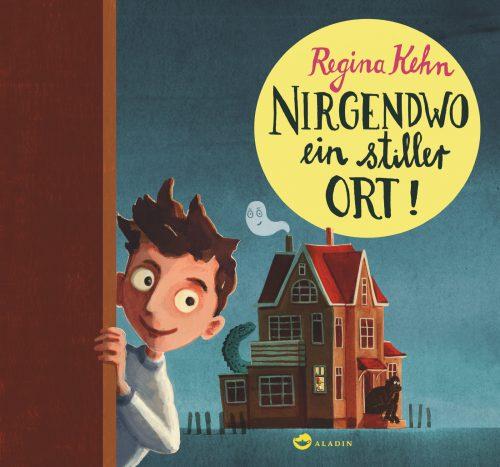 Regina Kehn, Aladin Verlag