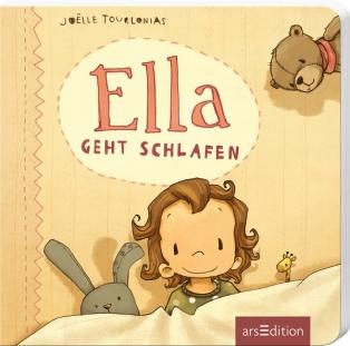 Ella geht schlafen, ars edition 2016
