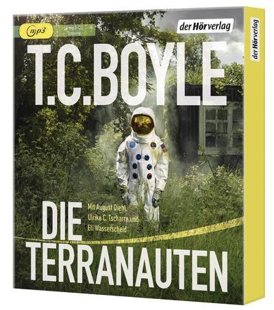 T.C. Boyle, der Hörverlag, Hanser Verlag