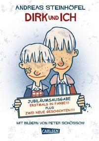 Andreas Steinhöfel, Peter Schössow, Jubiläumsausgabe