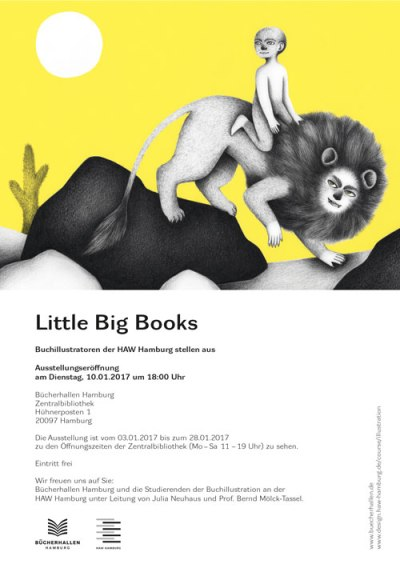 Buchillustratoren, Ausstellung, Hamburg