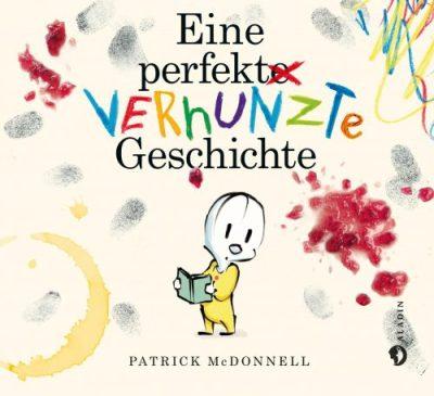 Patrick McDonnell, Aladin Verlag