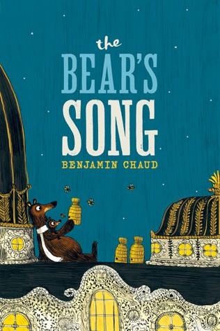 Benjamin Chaud: The Bear's song, Chronicle Books 2012