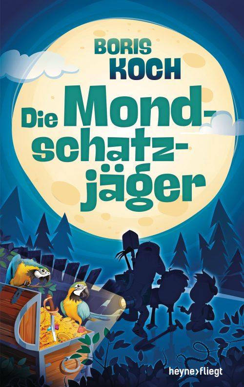 Boris Koch, Heyne fliegt, ab acht Jahren, Kinderbuch