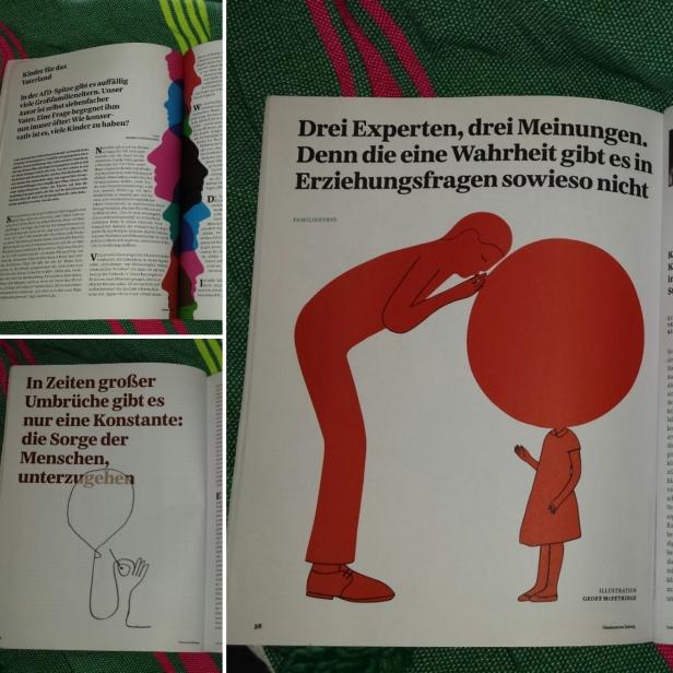 Familie, Kinder, Magazin, Zeitschrift
