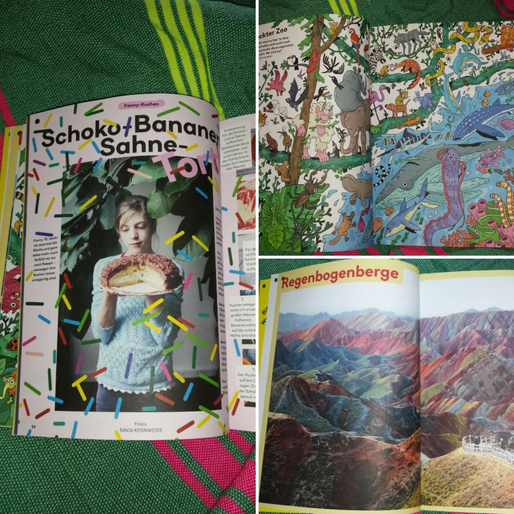 Eltern, Kinder, Familie, Zeitschrift, Magazin, Print, lesen