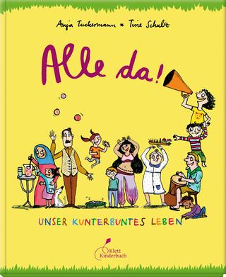 Klett, Anja Tuckermann, Tine Schulz