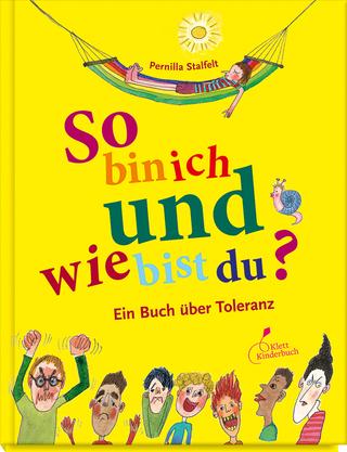 Klett Kinderbuch, Pernilla Stalfelt