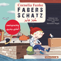 Cornelia Funke, Hörbuch Hamburg, Silberfisch
