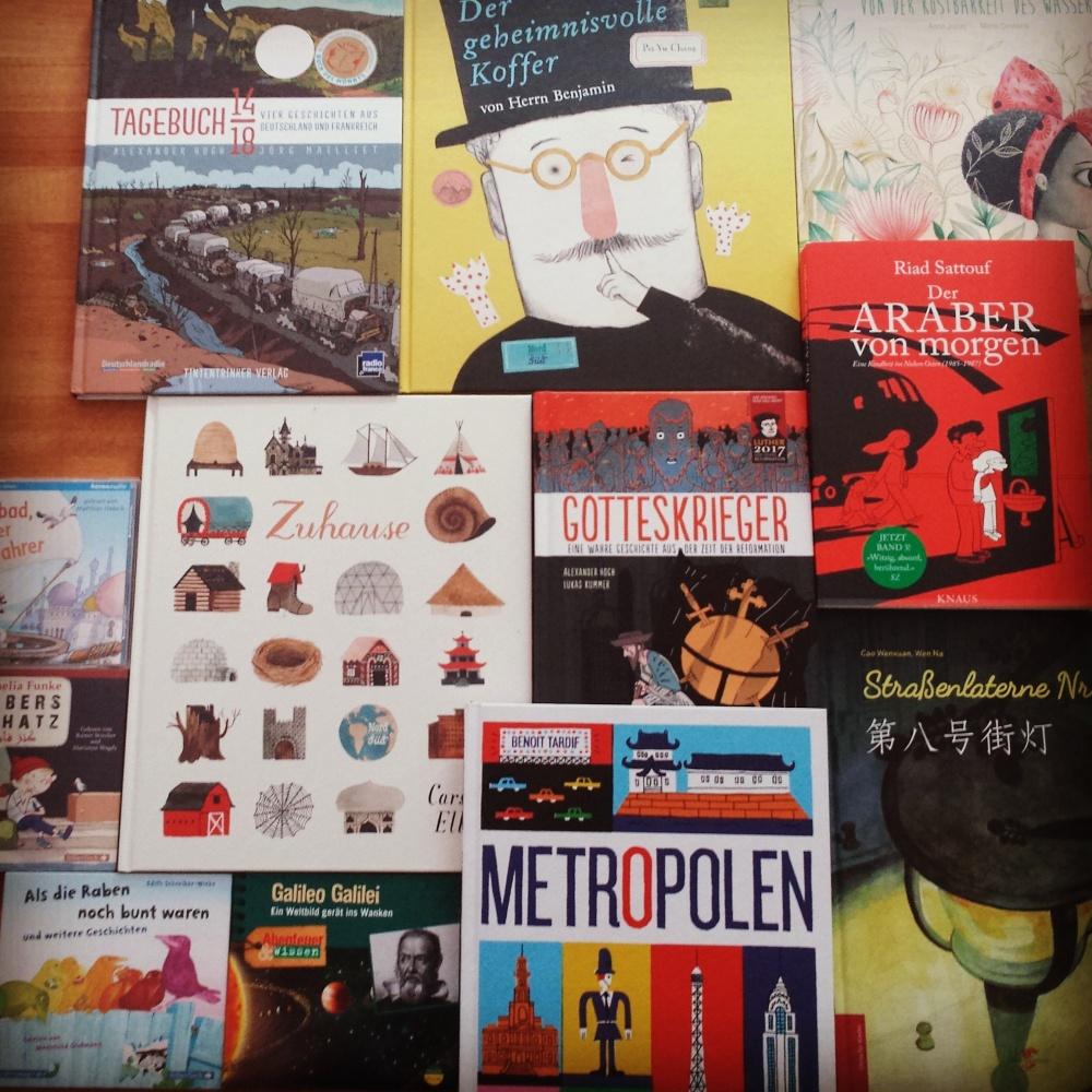 Bücher gegen Vorurteile, Vielfalt, Toleranz, Kinderbücher, Bilderbücher, Buchblogger