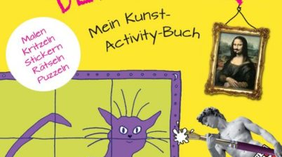 Kunst Activity-Buch, Seemann's Bilderbande