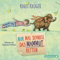 Knut Krüger, Andreas Fröhlich, Silberfisch, Hörbuch Hamburg