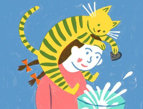 Katrin Stangl, Aladin Verlag, Bilderbuch, ab drei