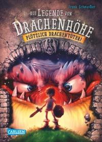Frank Schmeißer, Kinderbuch, Drachen, Bücher für Jungs
