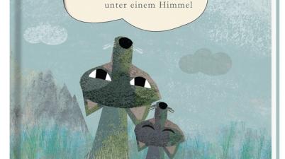 Britta Teckentrup, Ars Edition, Vorurteile, Toleranz, Bilderbuch
