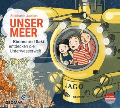 Stephanie Jaeckel, Geomar, Headroom, Kiel, Wissenshörbuch, Sachbuch, Hörbuch, Meeresforschung