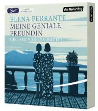 Elena Ferrante, Saga, Familiensaga, Bestseller