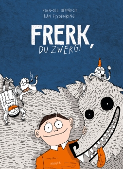 Finn-Ole Heinrich, Ran Flygenring, Kinderbuch, Bilderbuch,