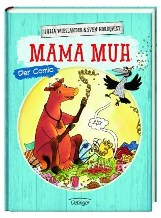 Jujja Wieslander, Sven Nordqvist, Comic, Kindercomic,
