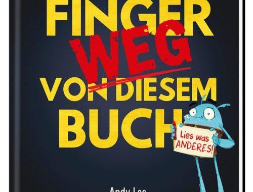 Andy Lee, Heath McKenzie, Ars Edition, Bilderbuch, ab 4 Jahren