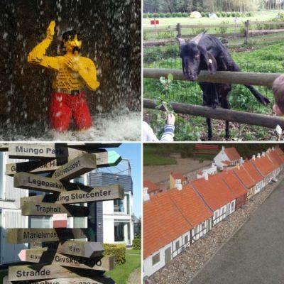 Urlaub, Sommerferien, Ferien, Kinder, Billund, Ferienhaus