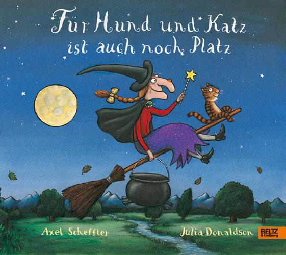 Axel Scheffler, Julia Donaldson, Miriam Pressler, ab 4, vorlesen, lesen, Bilderbuch