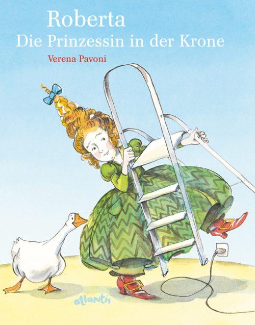 Verena Pavoni, Bilderbuch, ab 5, Märchen, modern, lesen, vorlesen