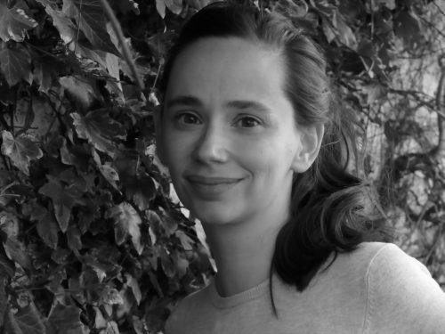 Bloggerin und Autorin Corinne Luca
