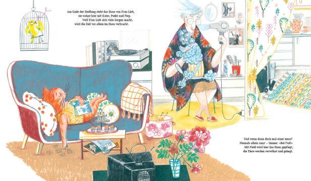 Nele Palmtag, Bilderbuch, ab 4, vorlesen, Buchtipps