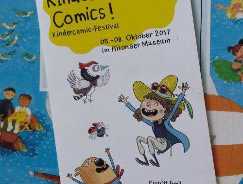 Comics, lesen, vorlesen, Kinder, Veranstaltungstipp