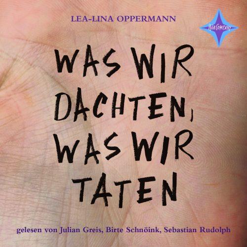 Lea-Lina Oppermann, Hörcompany, Beltz&Gelberg