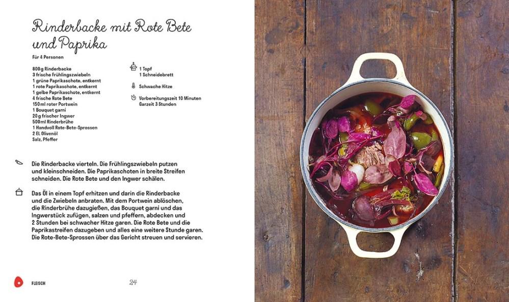 Stephane Reynaud, Koch, Frankreich, Kochbuch, französische Küche, Eintopf