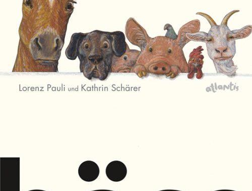 Atlantis 2016, Kathrin Schärer, Lorenz Pauli, Bilderbuch, vorlesen, Philosophie